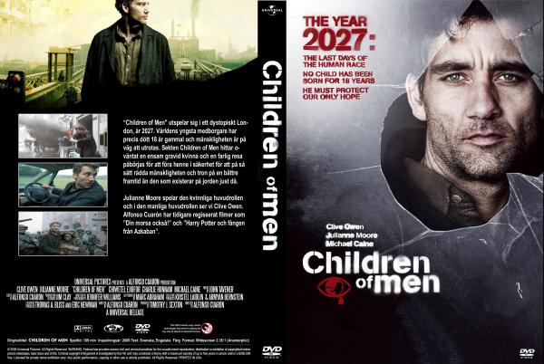 Re: Potomci lidí / Children of Men (2006)